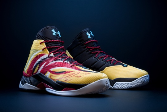 Under Armour Launches Two New Curry 2.5 Shoes As Steph Begins China Tour