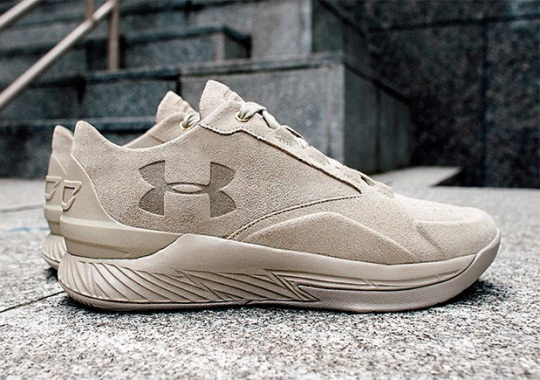 The Under Armour Curry Lux Low Will Help You Forget About The Chef Currys