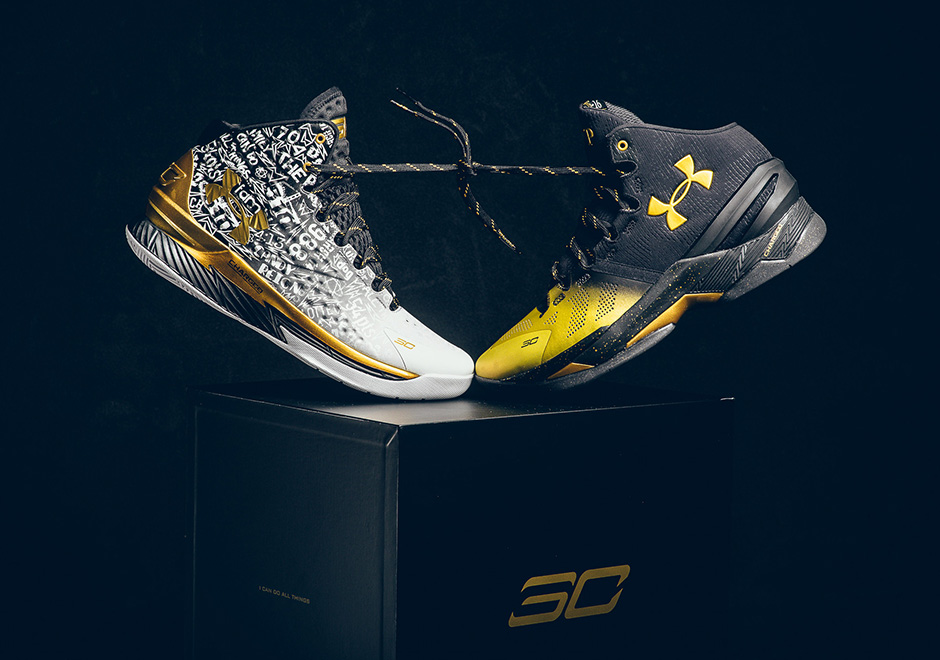 curry 1 back to back