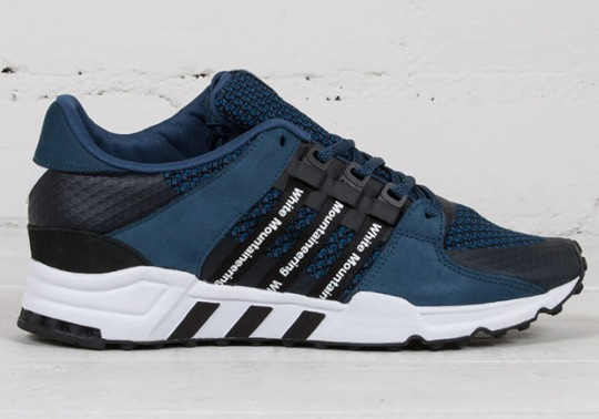 The White Mountaineering x adidas EQT Support 93 Is In Stores Now