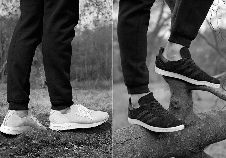 watch c55f7 02573 Canadas own wings+horns has carved out a niche in the sneaker world for  their premium menswear aesthetic full of luxurious textiles and smart  design.