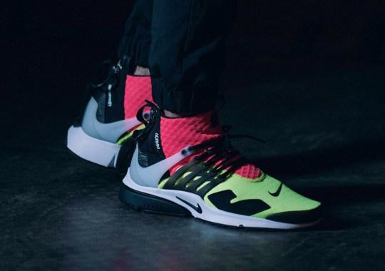The ACRONYM x Nike Presto Mid Is Releasing Tomorrow In Berlin