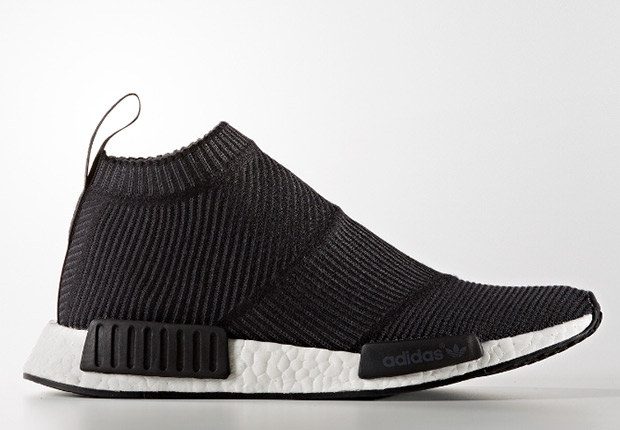 separation shoes 427a1 4b86f adidas NMD R1 And City Sock Reservations Open Now ...