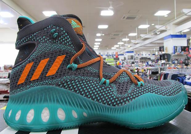 Adidas Crazylight Øke 2016 Primeknit Utgivelse 2zQaNBJ2