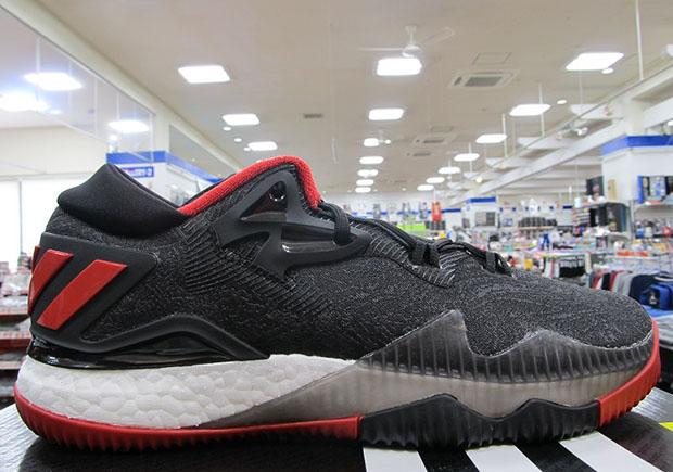 Adidas Crazylight Faible Augmentation 2016 Noir FBhJL6bMVd
