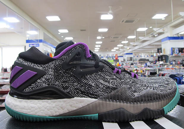Upcoming Releases Of The adidas Crazylight Boost 2016 - SneakerNews.com 17ef937fc