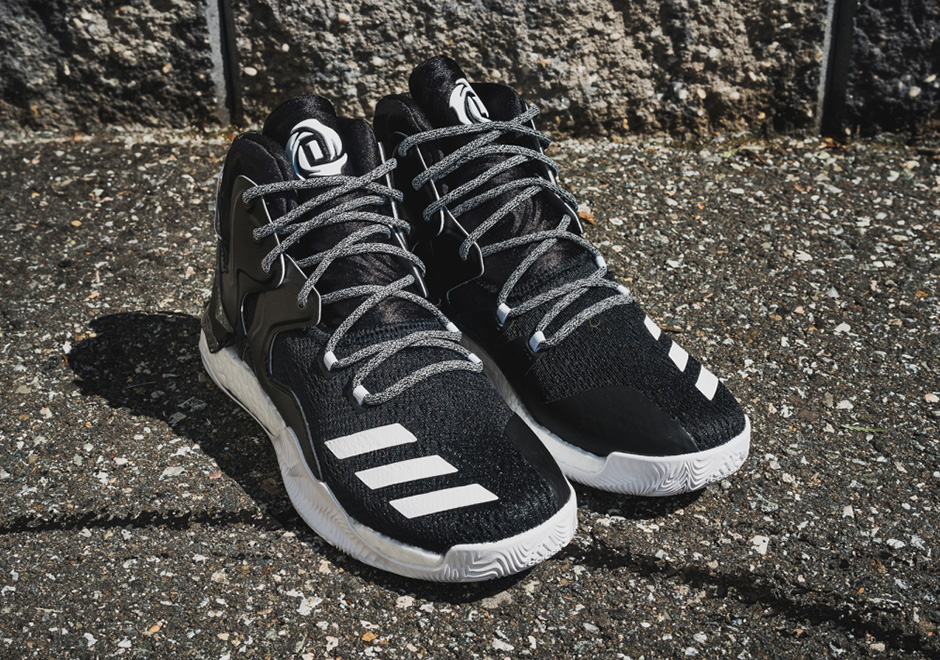 reputable site 4eff8 c8084 ... Roses newest fans in New York. Until then, you can pick up this  excellent D Rose 7 Boost now at select adidas Basketball retailers like  Packer Shoes.