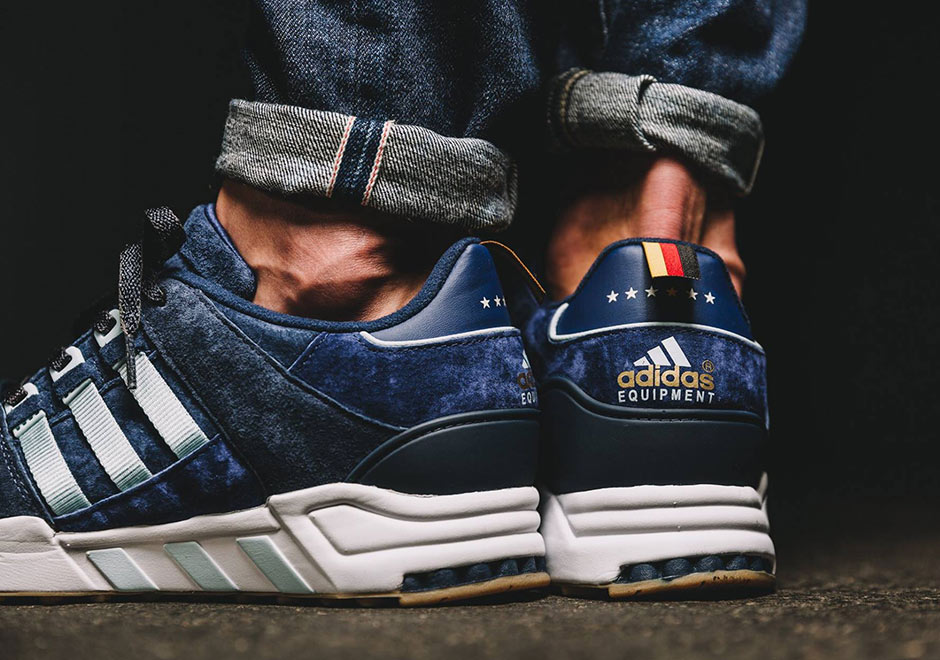 buy online b4697 0f7c0 adidas Celebrates This Sundays Berlin Marathon With The EQT Support 93.  September 20, 2016 ...