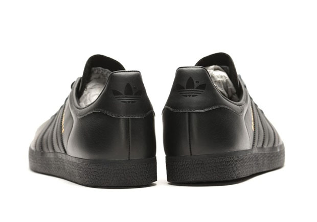 outlet adidas Gazelle Black Leather BB5491 - the-well-house.com 3c06df3f7