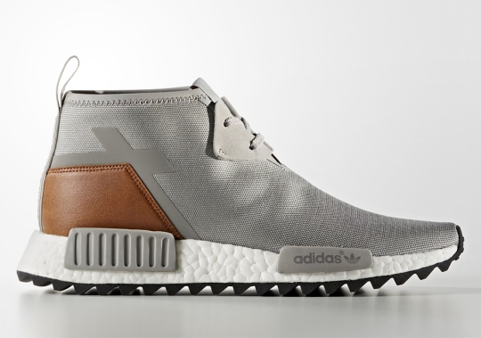 adidas NMD Chukka TR Releases Just In Time For Some Fall Hiking