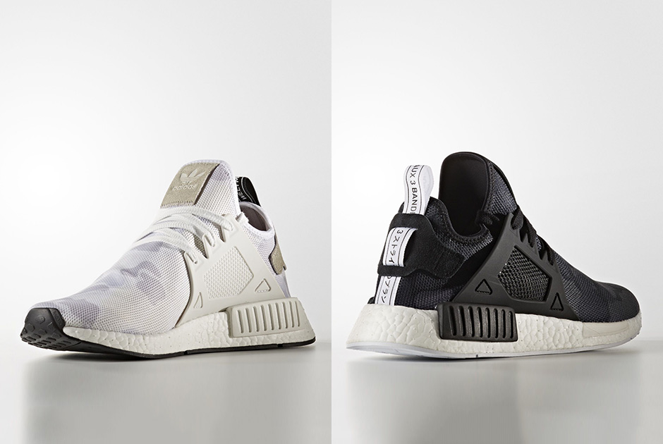 pick up 10e43 1b071 adidas NMD Camo Pack Releasing In October | SneakerNews.com