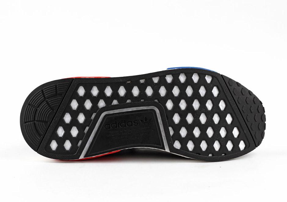 Adidas Nmd R1 Primeknit Et Noir 2017 ECDY4X