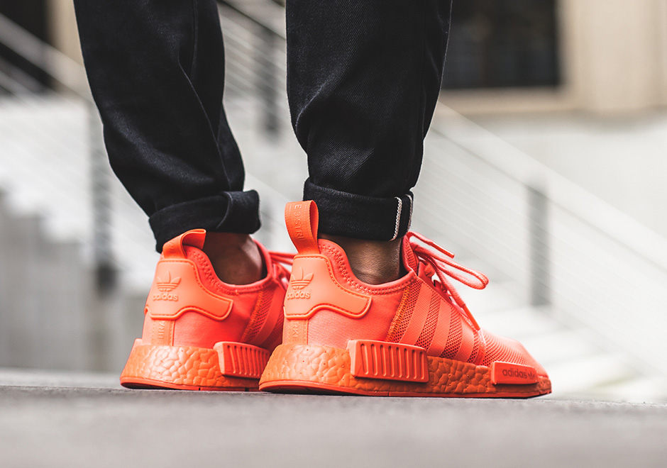 Adidas Nmd Solar Red European Release Sneakernews Com