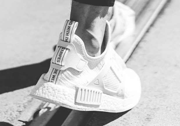Adidas nmd xr1 'og' core black by1909 real price 2017 Shoes