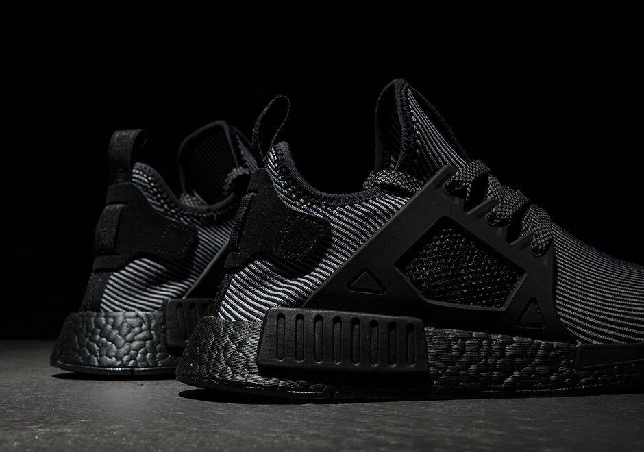 adidas nmd xr1 triple black boost release date. Black Bedroom Furniture Sets. Home Design Ideas