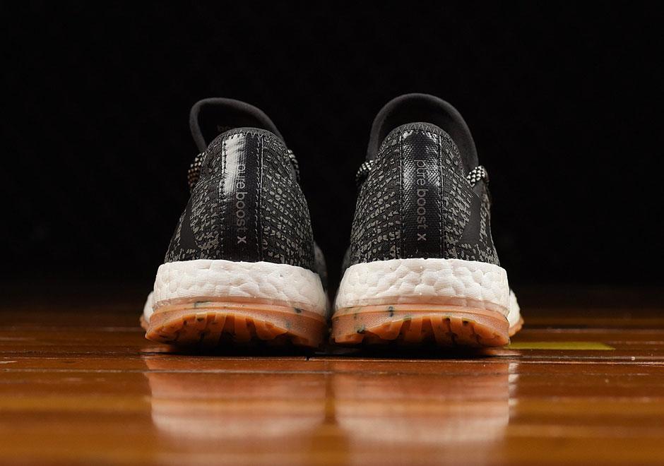Adidas De Las Mujeres Pureboost X Atr Zapatos Para Correr etWAe7y1