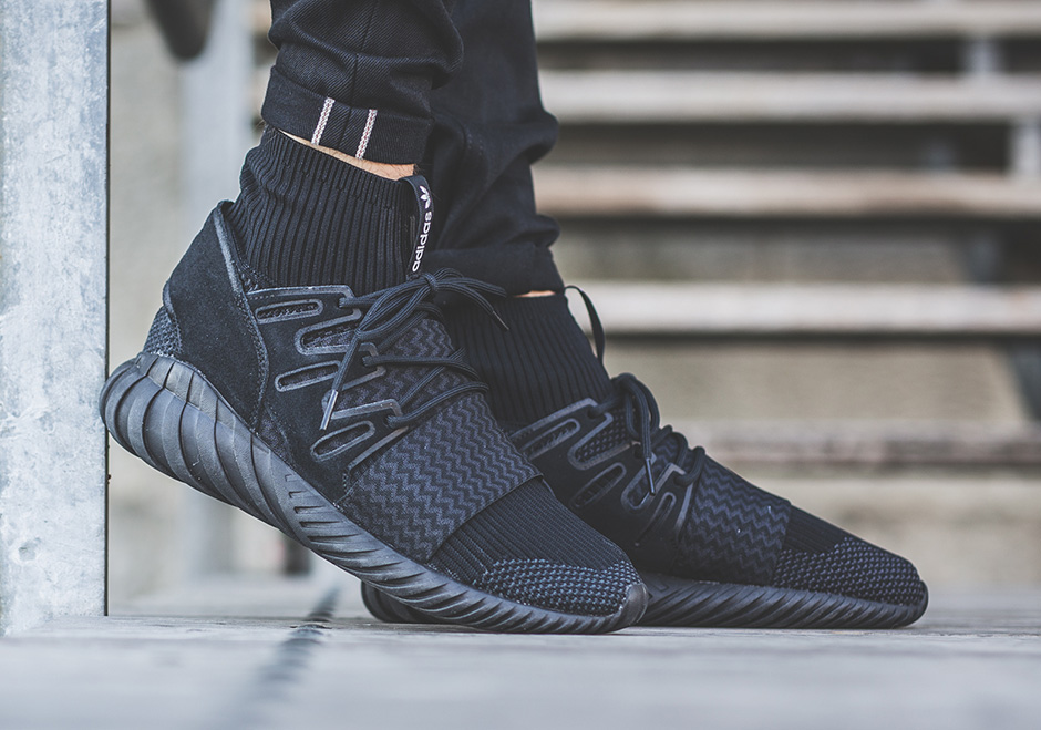 The adidas Tubular Doom Primeknit Delivers For September 2016