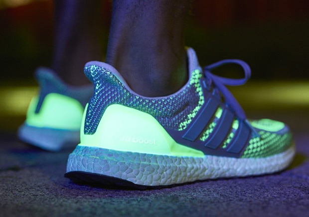 adidas glow in the dark shoes uae