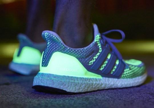 "adidas Ultra Boost ""Glow In The Dark"" Releases Tomorrow"