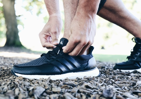 The adidas Ultra Boost Gets A Waterproof Upgrade
