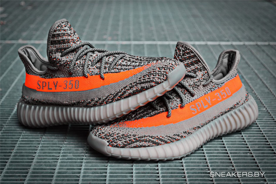 new product bff17 e4efb adidas Yeezy Boost 350 V2 Beluga Solar Red Details ...