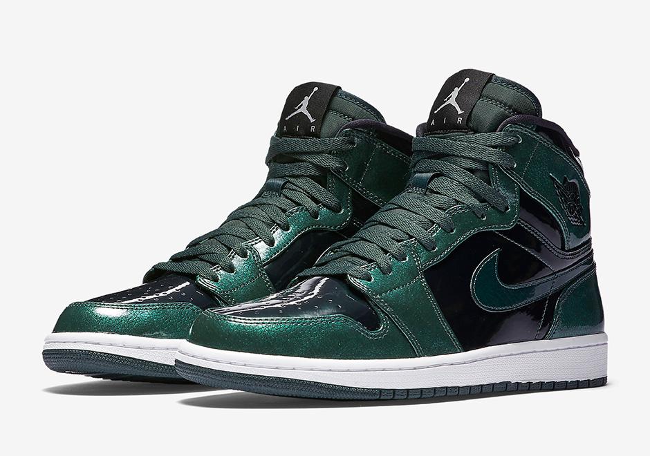 Air Jordan 1 Grove Green 332550-300