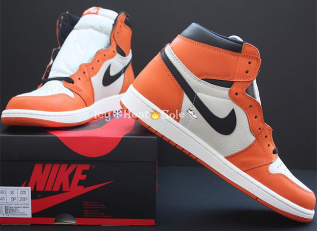 "wholesale dealer b8110 f3279 ... Air Jordan Sneaker Keychain 1 3 4 5 6 7 10 11 12 13 14 Lebron The Air  Jordan 1 ""Shattered Backboard"" ..."