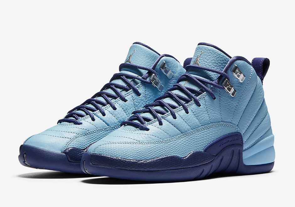 cb34d83f192 Air Jordan 12 Purple Dust Release Date 510815-418