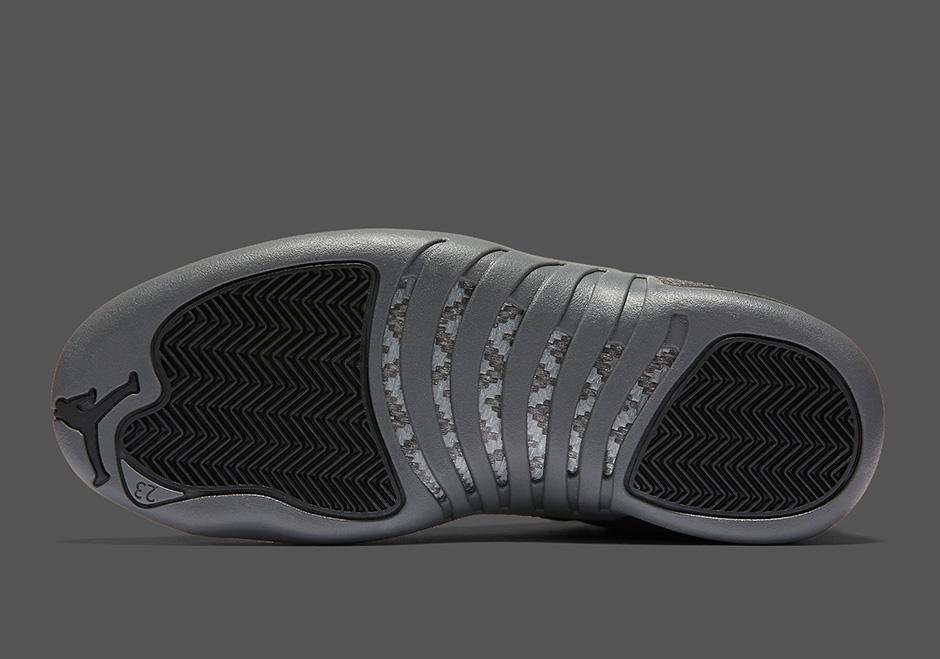 499e9ecd7fb1 Jordan 12 Wool Retro Release Info 852627-003