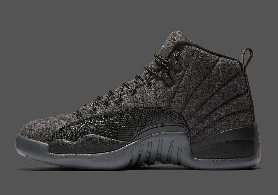 Jordan 12 Wool Retro Release Info