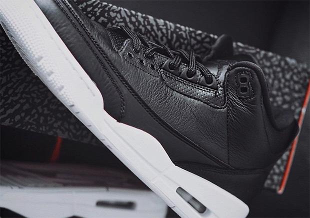 wholesale dealer c7cd4 208ac Air Jordan 3 Cyber Monday Release Date Info   SneakerNews.com