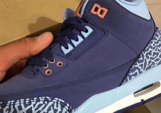 A New Air Jordan 3 GS Emerges For Holiday 2016