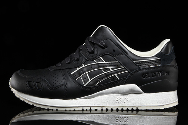 low priced 3a208 d2877 ASICS Releases A Simple GEL-Lyte III In Full Leather ...