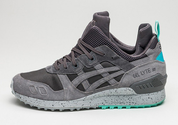 It was only a matter of time before ASICS Tiger transformed the ever-iconic ASICS  Gel Lyte III into a winterized lifestyle offering. 00f53b9d8