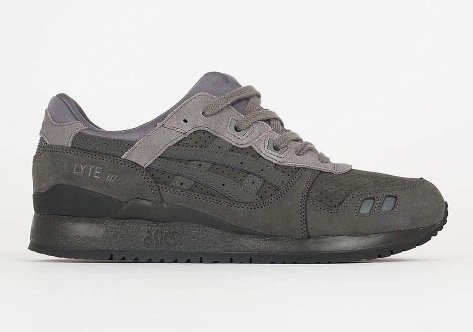 Asics Gel lyte Iii 'moonwalker Pack' Sneakers in Gray for