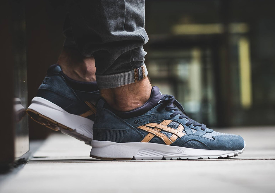 new style ef948 47433 ASICS Gel Lyte V Veg Tan Leather H6Q3N-2105 | SneakerNews.com