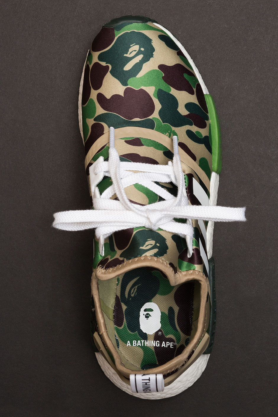 best website df8d5 8fa43 BAPE adidas NMD Release Info + Detailed Photos  SneakerNews.
