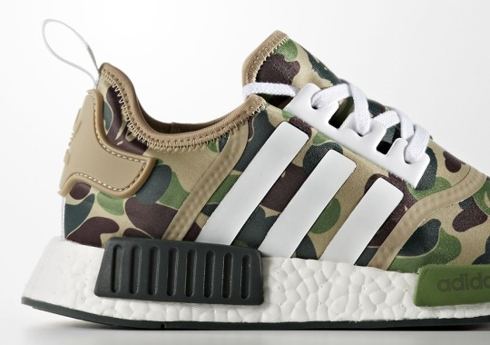 BAPE x adidas NMD Releases After Black Friday