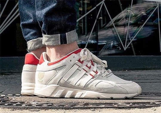 adidas Made 200 Pairs Of This EQT Guidance To Celebrate A Major Milestone