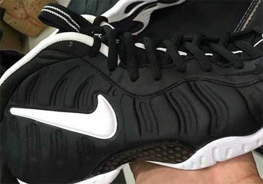 "First Look At Black Friday's ""Dr. Doom"" Foamposites"
