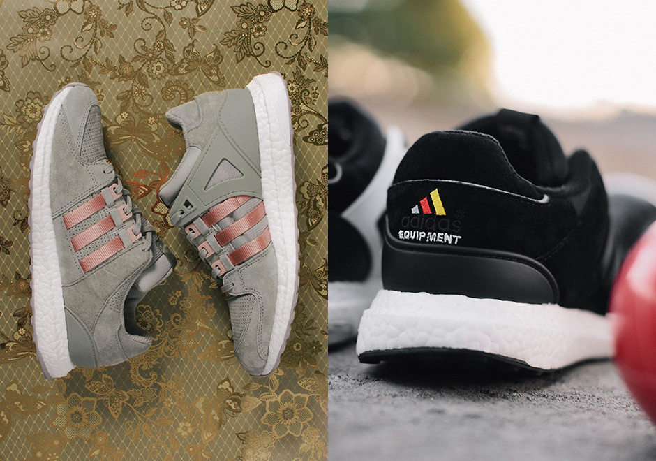 Release Info For The Concepts x adidas EQT Ultra Boost