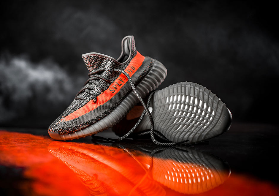 259c65360c3 Yeezy Boost 350 Grey Orange Full Release Info