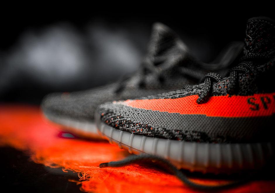 Yeezy Boost 350 Grey Orange Full Release Info |