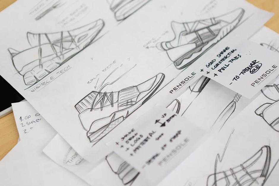 Foot Locker Pensole ASICS Design Academy