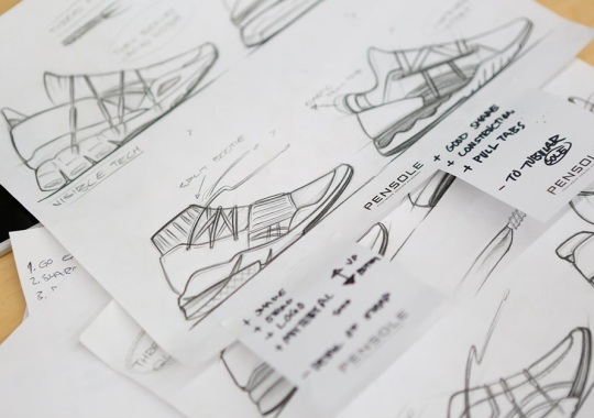 Go Behind The Scenes Of The Foot Locker x Pensole x ASICS Design Academy