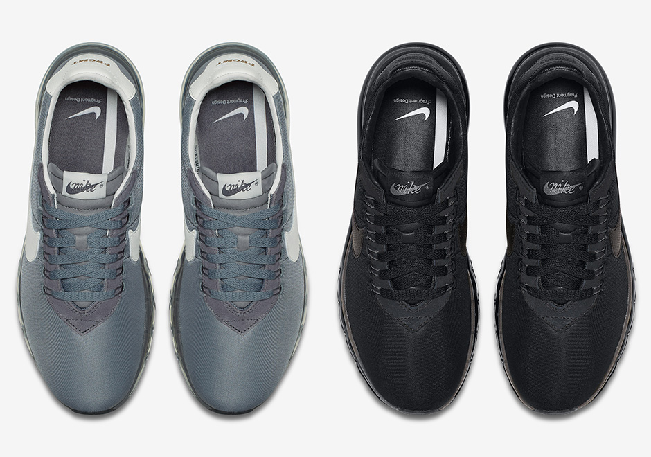 the latest 7c39c b6a46 fragment design Nike LD-Zero Fall 2016 Colorways 885893-001 ...