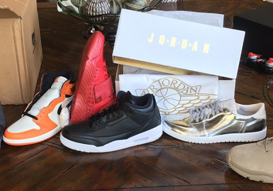 Dez Bryant's Latest Jordan Care Package Includes Some Yet-To-Release Heat