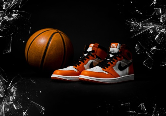 "The Sequel To The Air Jordan 1 ""Shattered Backboard"" Drops Tomorrow"