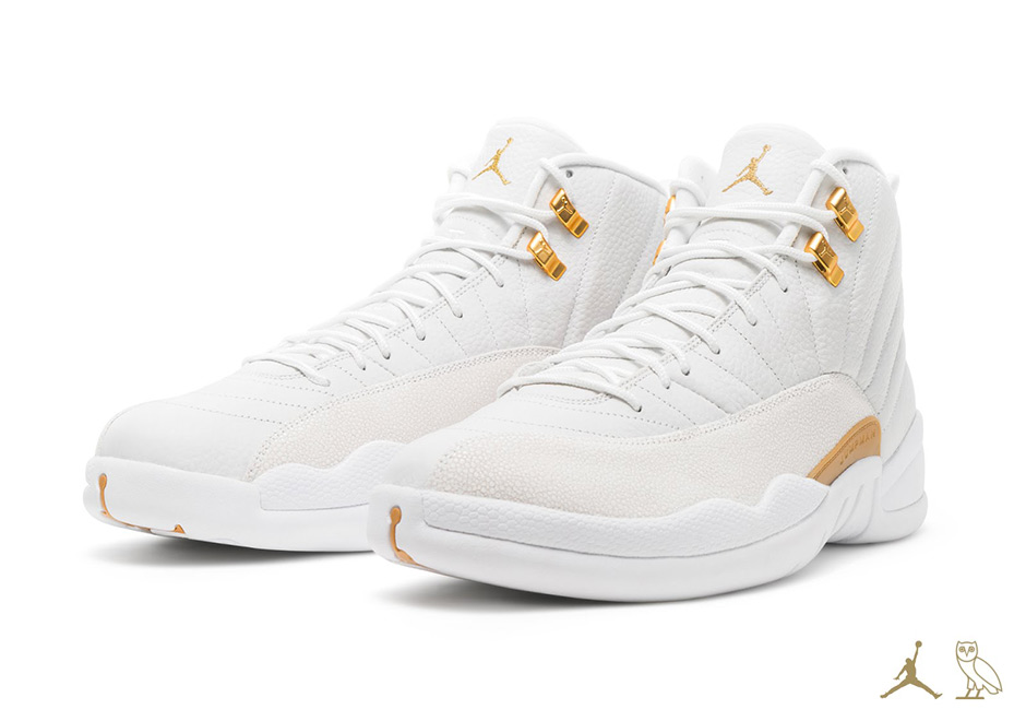 newest nike air jordan 12 ovo