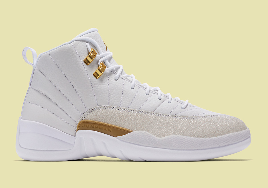 Air Jordan 12 OVO Releases October 1st